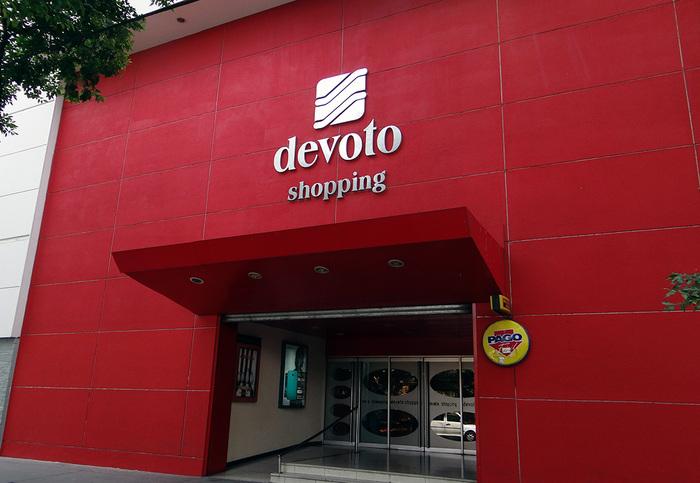 SHOPPING DEVOTO