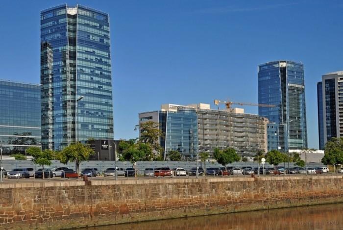 WORLD TRADE CENTER (Madero Harbour) Torre1 y Torre 5